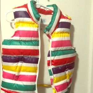 Girls Vest (never worn)